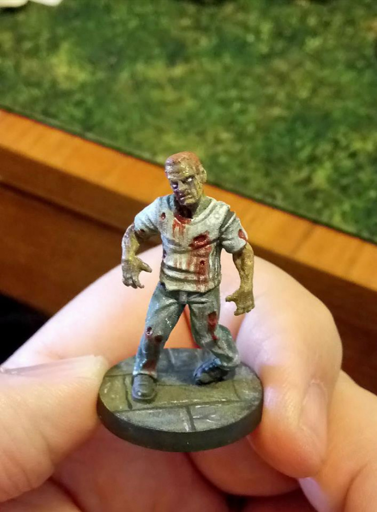 Speed painted at Salute 2018