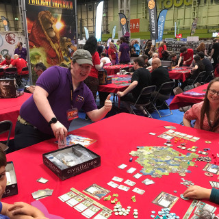 Demoing the Massive FFG Back Catalogue at Expo