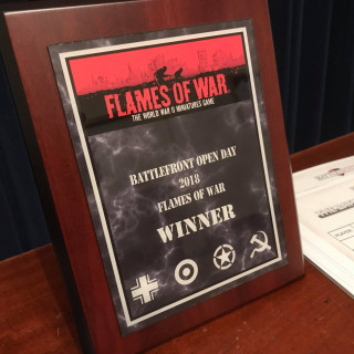 Flames of War And Team Yankee Tournament Details