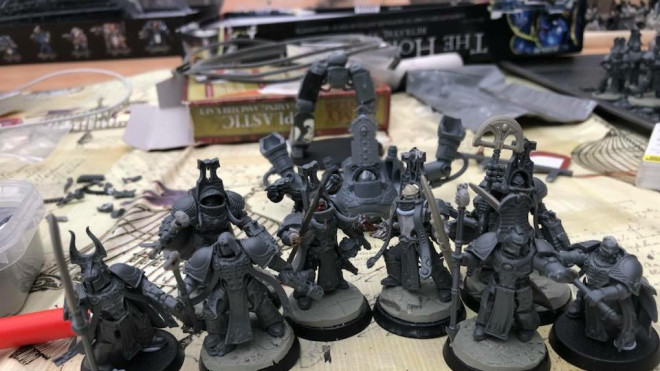 Not All is Dust – A Thousand Sons blog