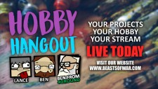 Hobby Hangout With Ben From 4Ground