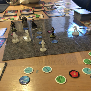 Yet more play-testing...