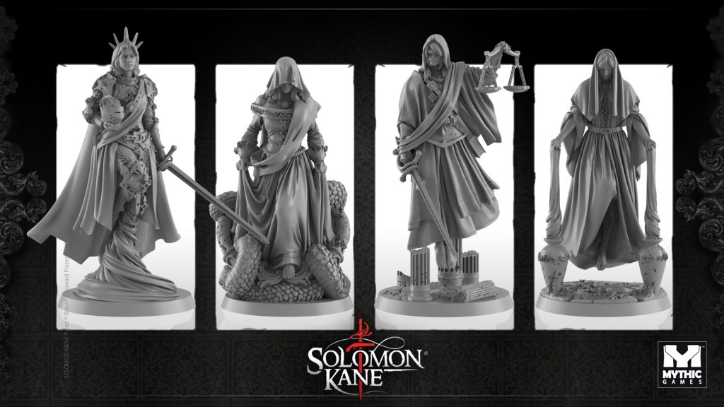 Solomon Kane Virtues