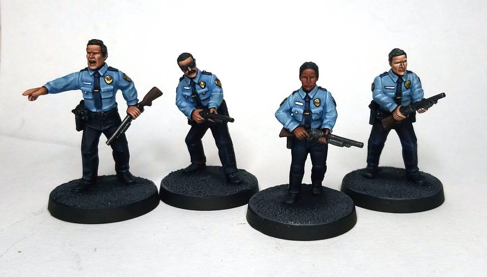 7tv Shotgun Cops - Crooked Dice