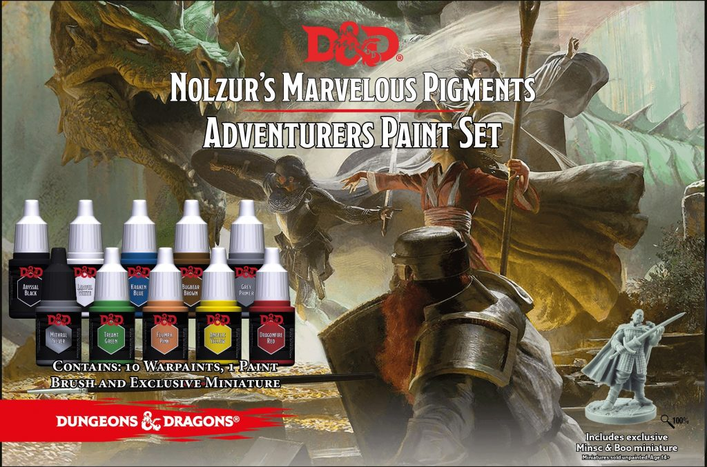 Adventure Paint Set #1 - New
