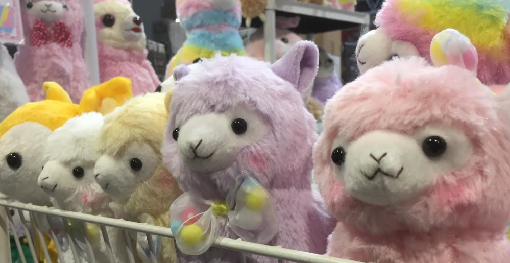 Alpaca Our Bags For UKGE