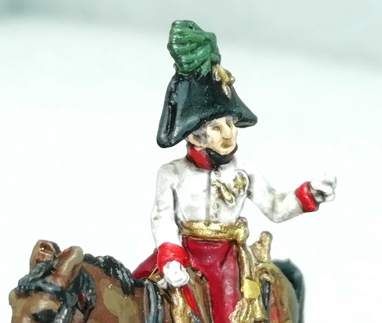 Rottermund in Cavalry Dress