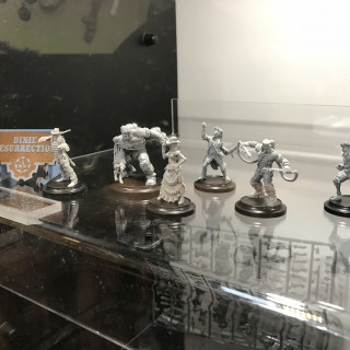 More Wild West Exodus with Warcradle [PRIZE]