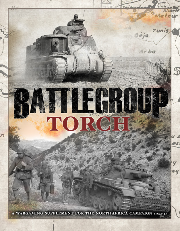 Battlegroup Torch Campaign Supplement - PSC