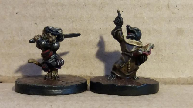 And 2 more, needed for an upcoming game...