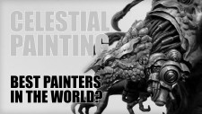 Celestial Painting Contest: 10 Best Painters In The World?