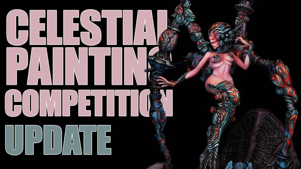 Celestial Update Main Image - Painting Competition