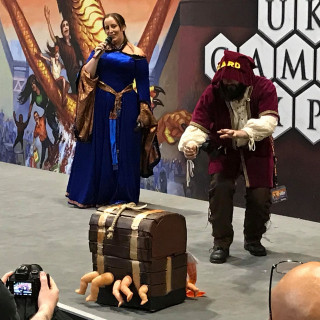 UK Games Expo 2018 Cosplay Parade