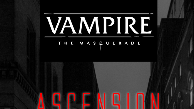 Darker Days Radio Presents – Vampire the Masquerade 5th Edition