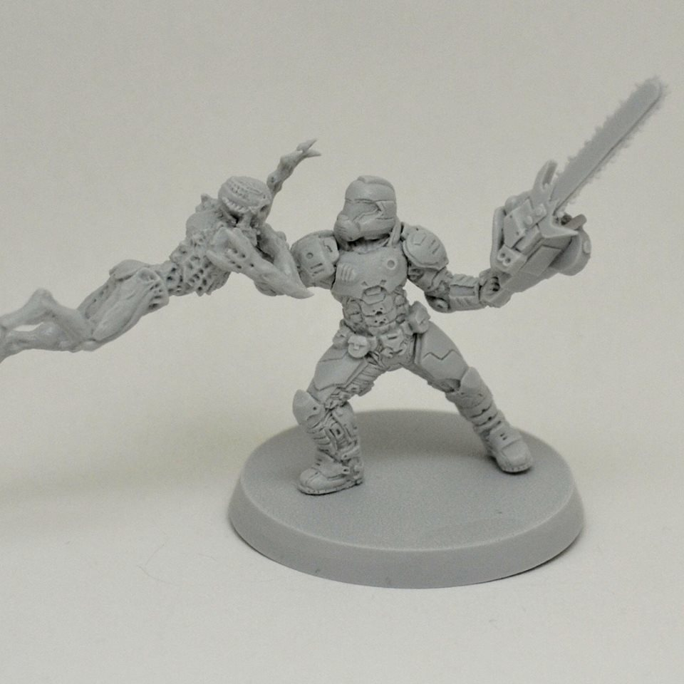 KLUKVA Miniatures Release Five New Ace Sculpts This Week