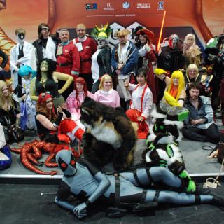 Cosplay Galore!