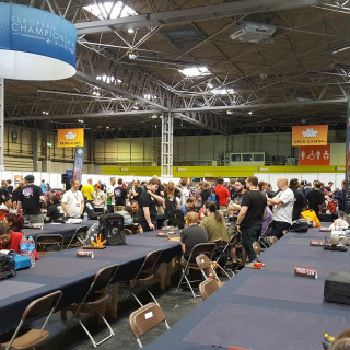 Day Two Begins At UK Games Expo