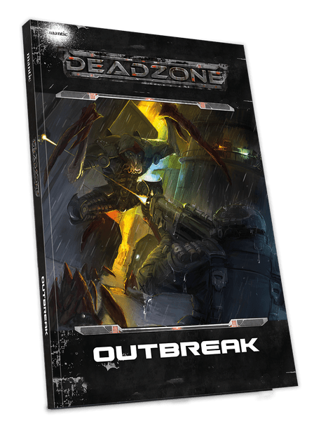 Deadzone Outbreak - Mantic Games