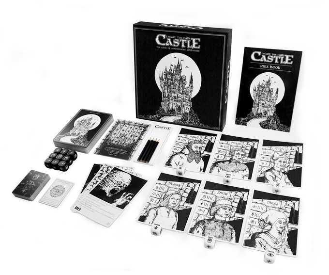 Escape The Dark Castle Main - Themeborne