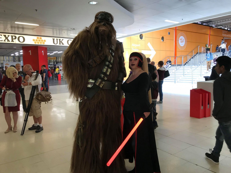 The Force Is Strong With This Con