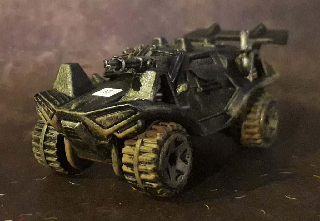 Gaslands #1 by osbad