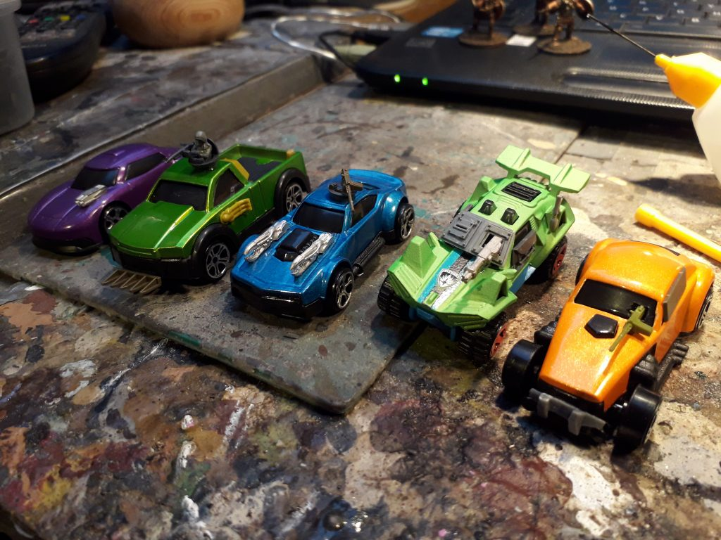 Gaslands (Main) by osbad