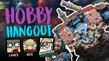 Hobby Hangout With Ben From 4Ground [Catch Up Now!]