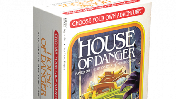 Explore The House Of Danger From Z-Man Games