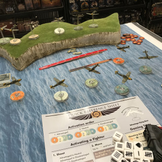 Warlord Games Soar High With Blood Red Skies [PRIZE]