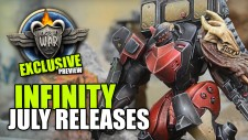 Infinity New Releases – July 2018