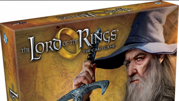 Fantasy Flight Announces Preorder Bundle For The Lord of the Rings: Living Card Game