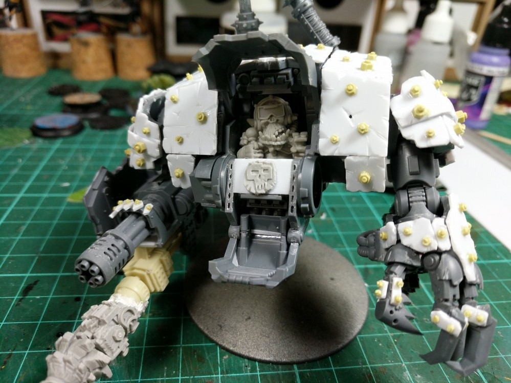 Looted Primaris Dreadnought #1 - grotlobba