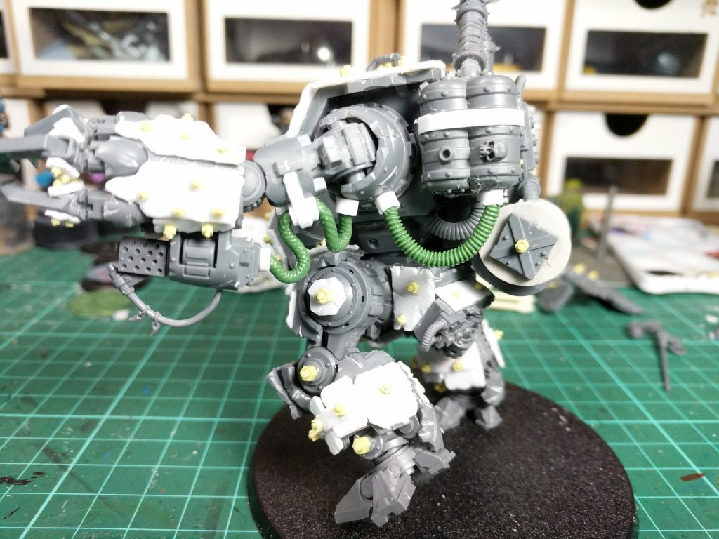 Looted Primaris Dreadnought #2 - grotlobba