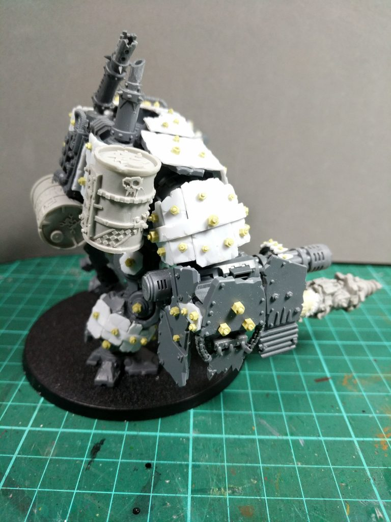 Looted Primaris Dreadnought #3 - grotlobba