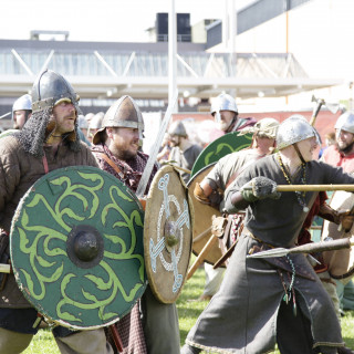 Clash of the Vikings