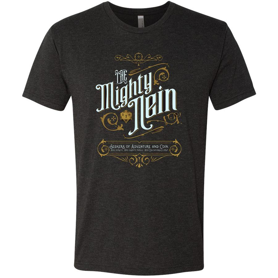 Mighty Nein T-Shirt - Critical Role