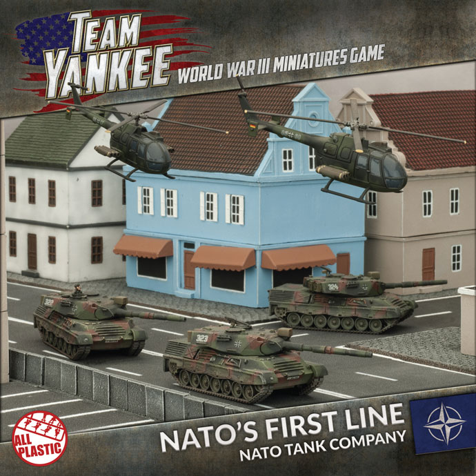 NATO's First Line - Team Yankee