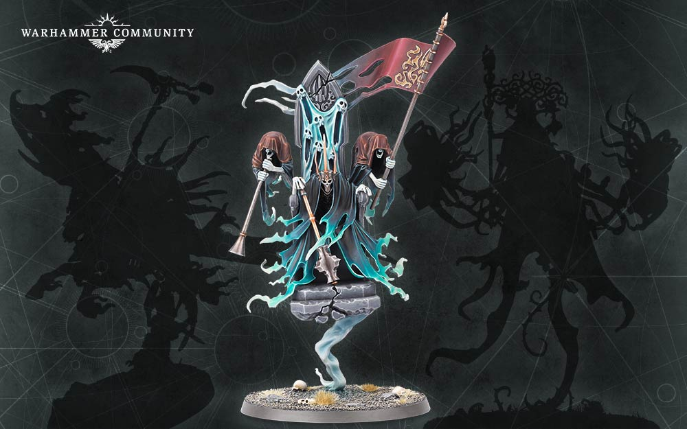 Nighthaunt Named Characters - Age Of Sigmar