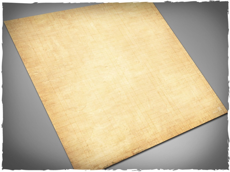 RPG Game Mat (Blank) - Deep Cut Studio