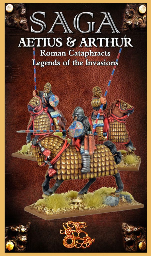 Roman Cataphracts - Gripping Beast