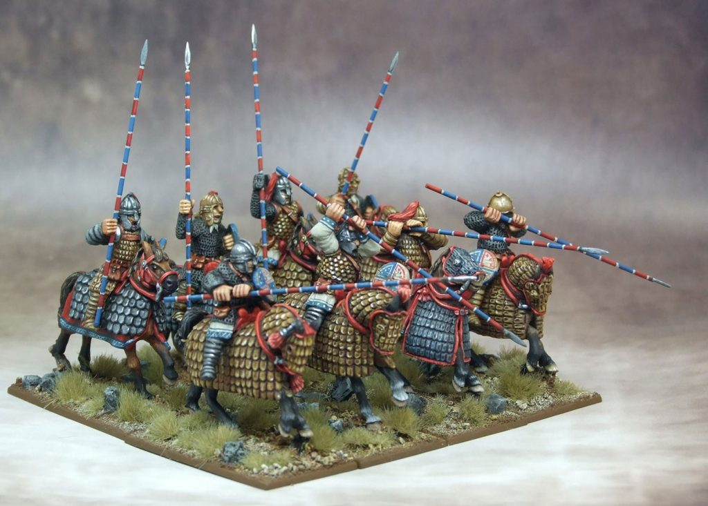 Roman Cataphracts Painted #2 - Gripping Beast