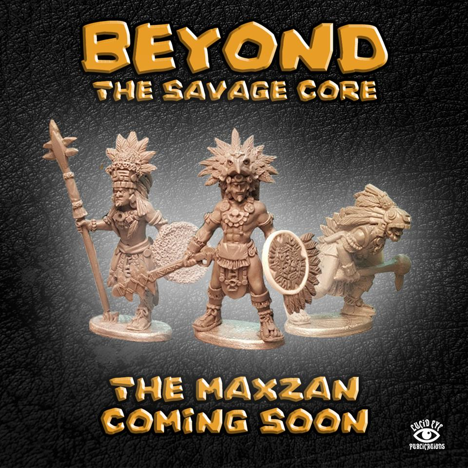 Savage Core The Maxzan - Lucid Eye
