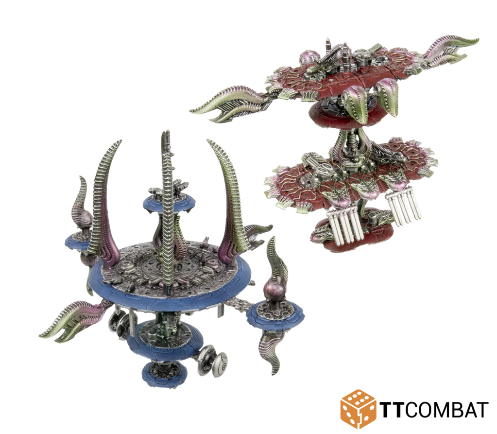 Scourge Space Station Upgrade Pack - TTCombat