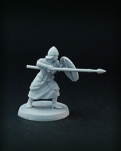 Spear Lady #2 - Brother Vinni