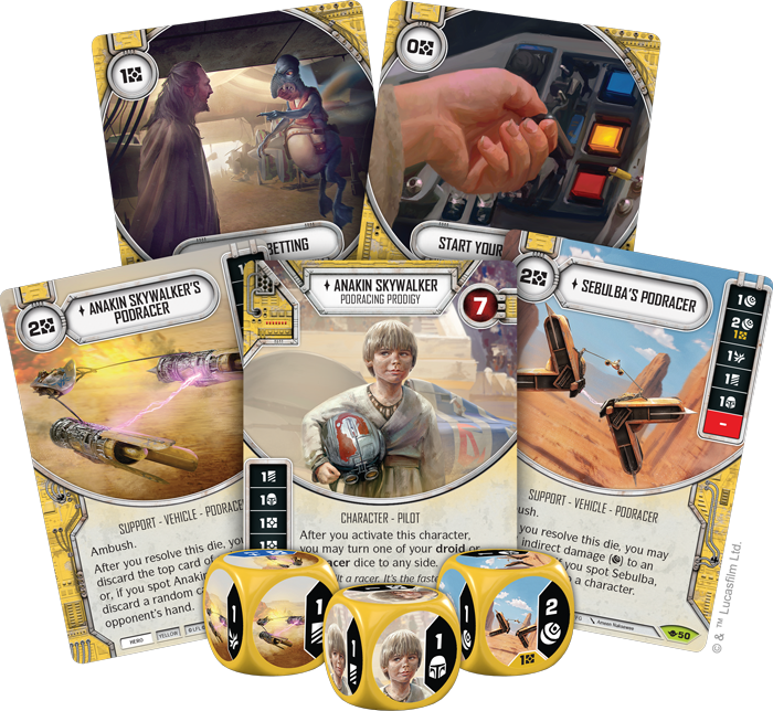 Star Wars Destiny - Fantasy Flight Games