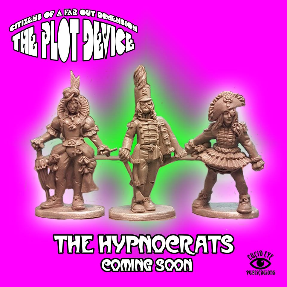 The Hypnocrats - Lucid Eye