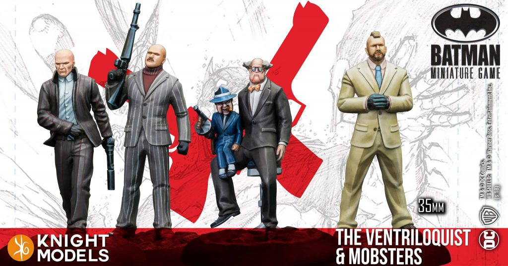 The Ventriloquist & Mobsters