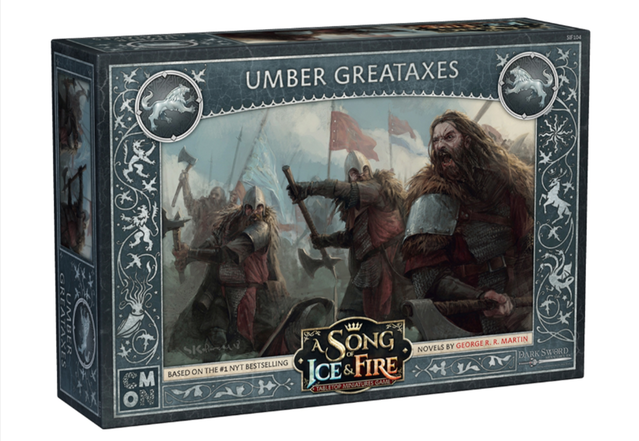 Umber Greatwaxes - A Song Of Ice & Fire TMG