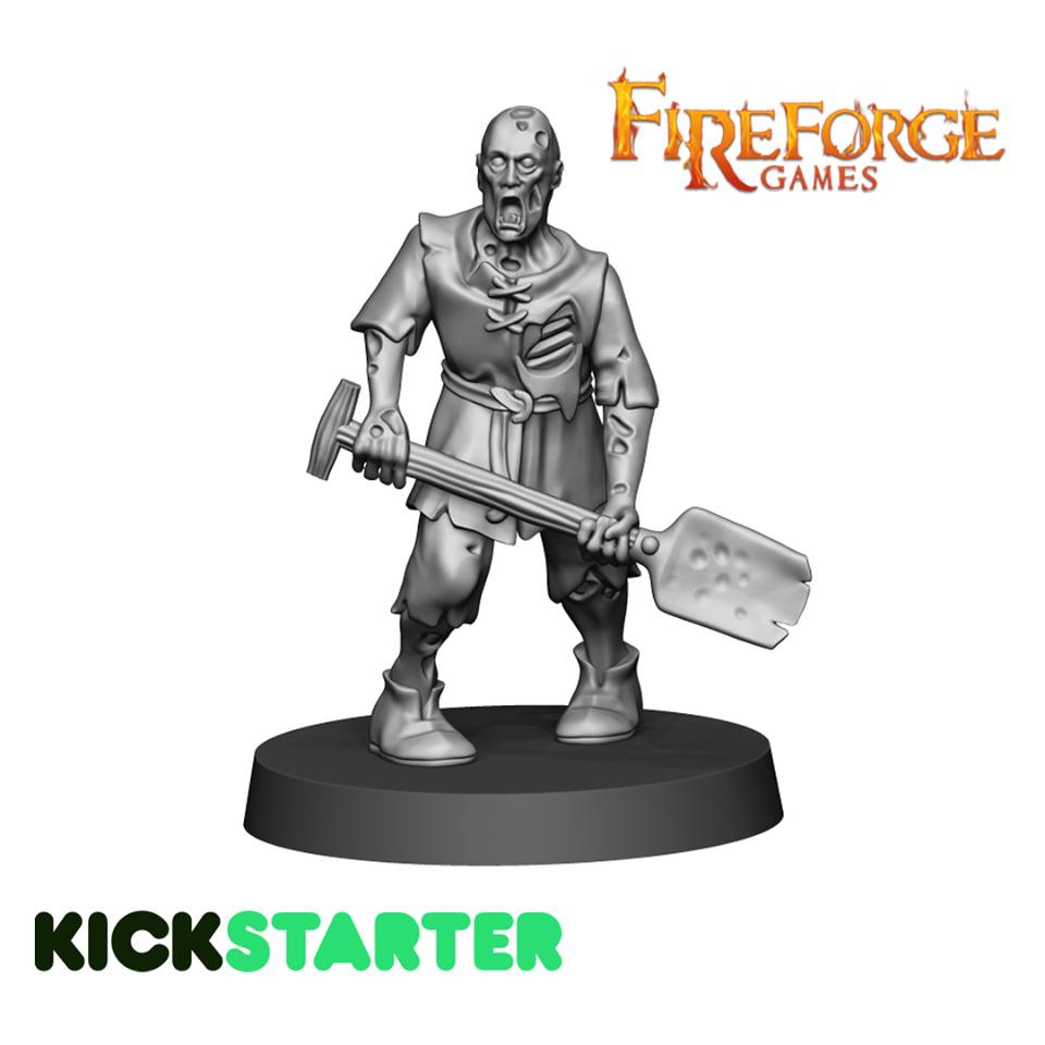 Undead Preview - FireForge Games