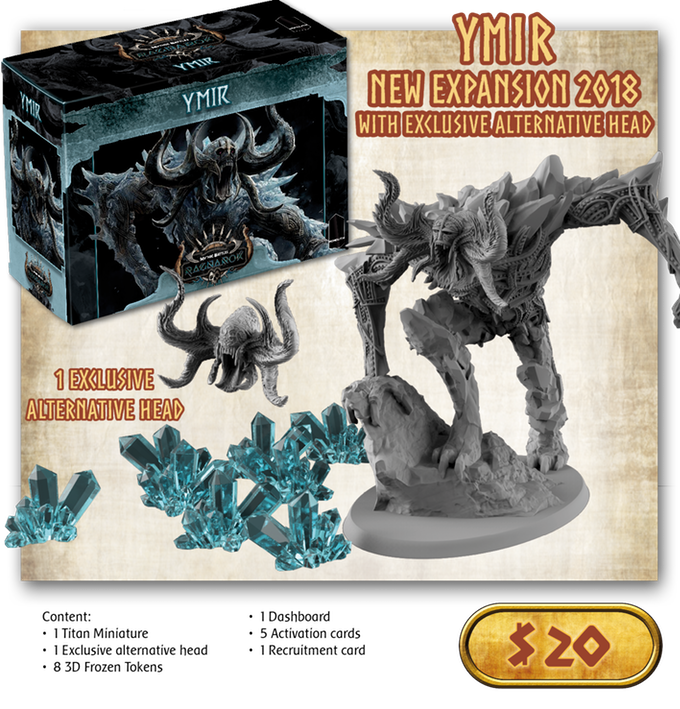 Ymir Expansion - Monolith